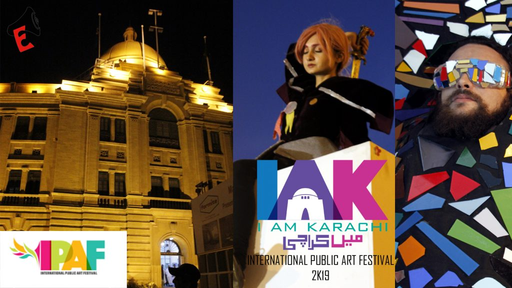 amkarachi arts festival karachi iak ipaf i am karachi 2019 publicartfestival kptbulding internationalpublicartsfestibal2019karachi pakistani vlogger events of pakistan babar ali aamir raza events in karachi events in pakistan happnies in pakistan